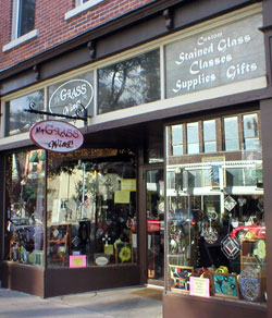 My Glass Wings store front image 2008